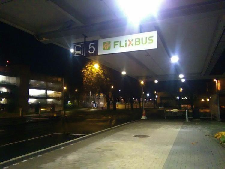 Flixbus Stop Gothenburg Airport