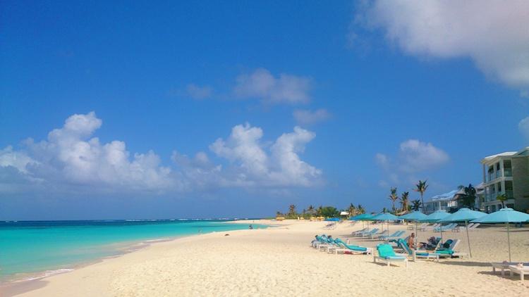 Shoal Bay Anguilla Caribe