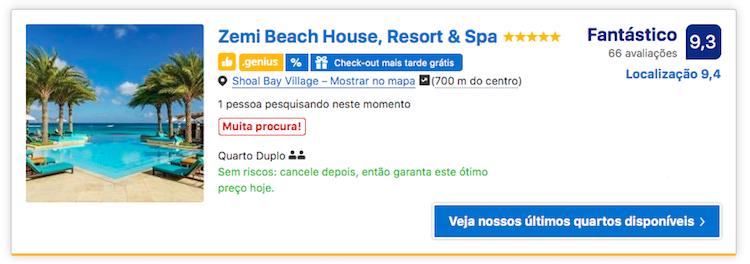 Hotel Luxuoso Anguilla