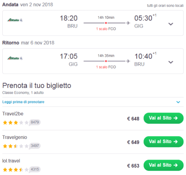Cheapest websites for flights