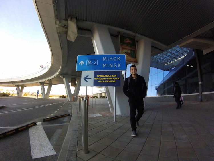 Minsk-Sign-Airport 2