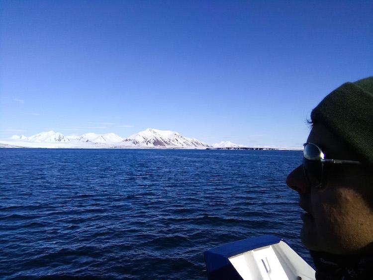boat trip in Svalbard 2