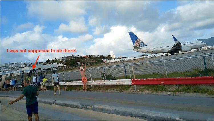 Saint Martin Airport