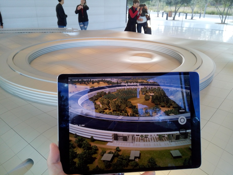 New Headquarters Apple Park