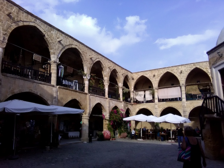 Nicosia cyprus attractions city center