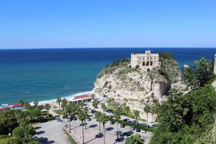 Путешествие по Италии Калабрия
