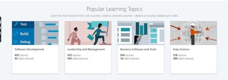 online courses linkedin