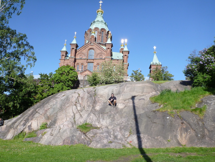travel to helsinki with scandinavia pass