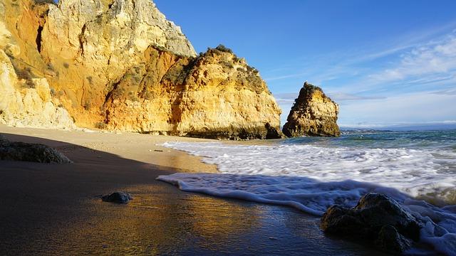 Praia de Faro algarve