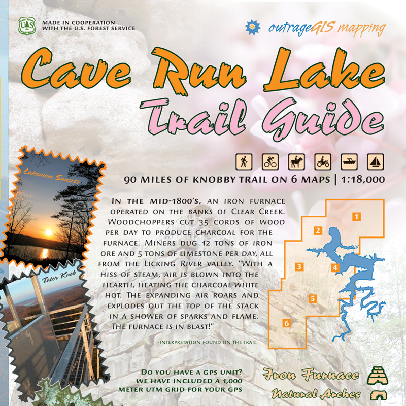 Cave Run Lake Trail Guide
