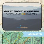 Great Smokies Icon Laminated