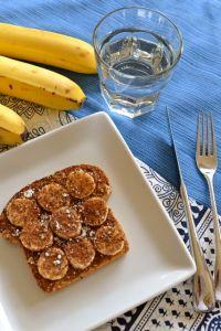 Banana Sandwich, Banansmorbrod