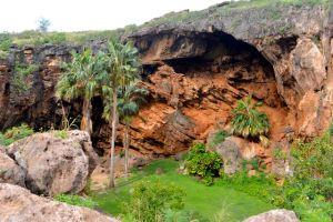 Cave Near Poipu