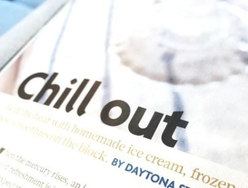 Ice Cream Article