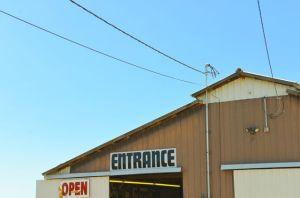 Biringer Farm Entrance