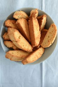 Rusks in Bowl