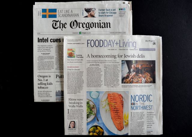 Nordic in the Northwest Oregonian Article