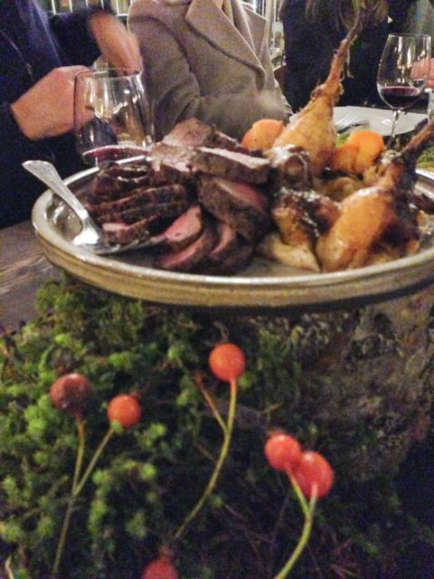 Lamb and Root Vegetables