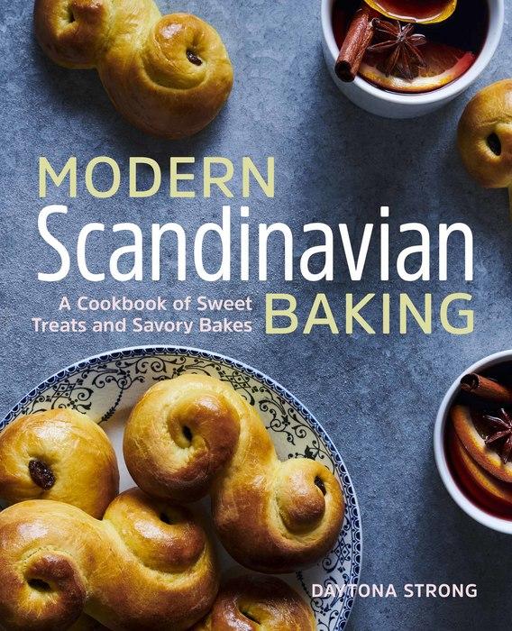 Modern Scandinavian Baking book
