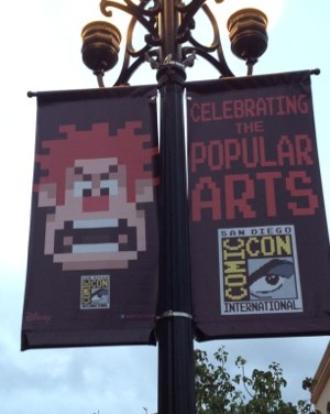 2012 Comic-Con Banners are Up!