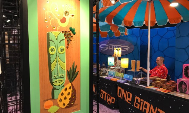 Everything Tiki at DesignerCon 2019