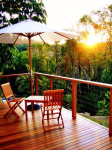 Hardwood Brisbane Deck