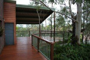 Brisbane Deck Hardwood