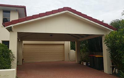A Gladeville carport can add some magic to your home.