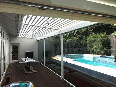 A verandah - a practical investment that is as Aussie as it comes.