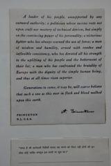 A letter to Gandhi