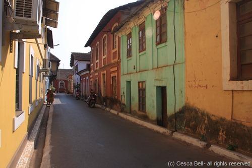 Panjim Streets