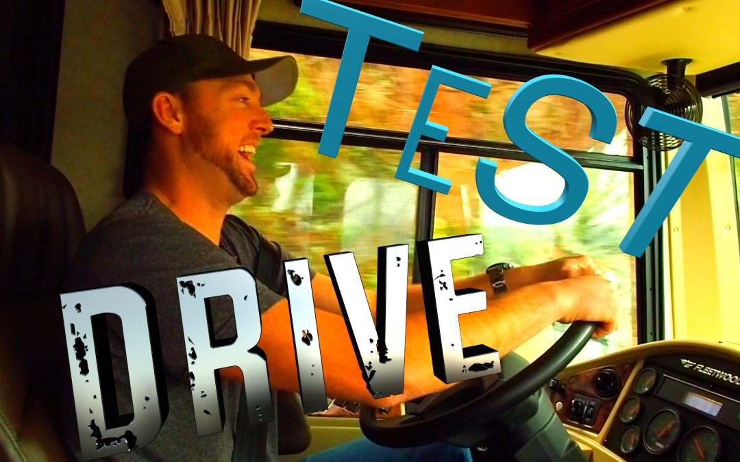 RV Test Drive