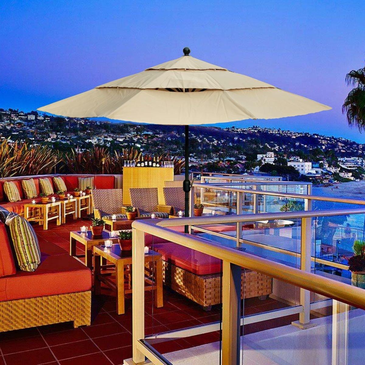 vented patio umbrella guide keep your