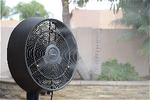 best outdoor pedestal fan for those dog