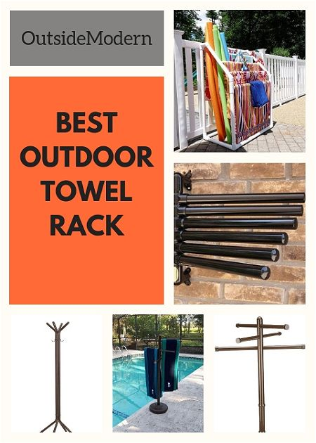 best outdoor towel rack dry towels