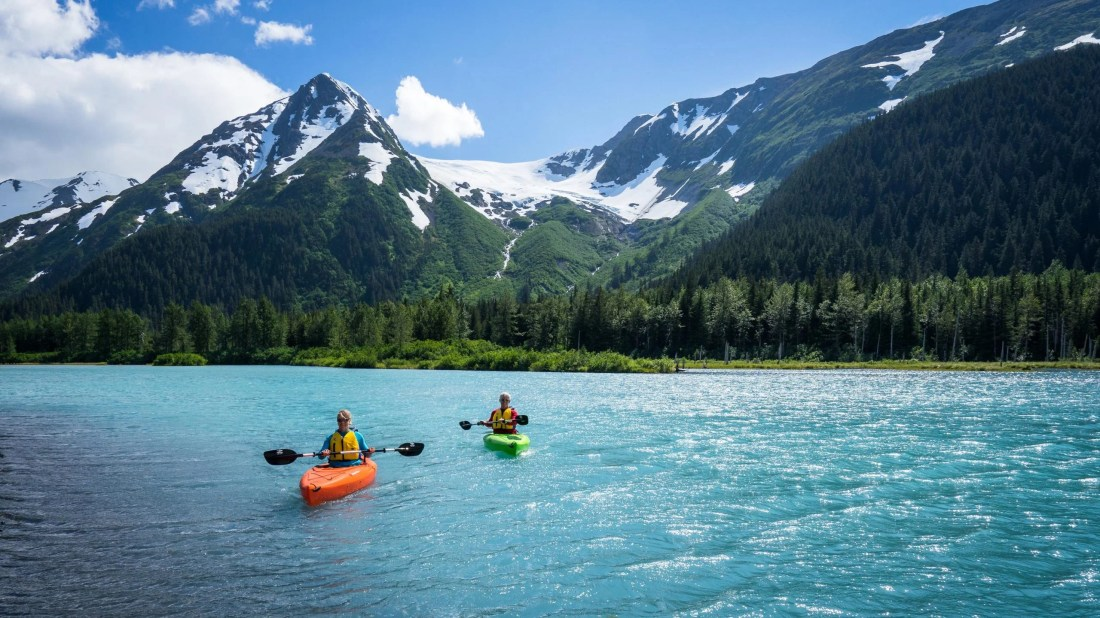 Get the Full Alaska Experience in Anchorage