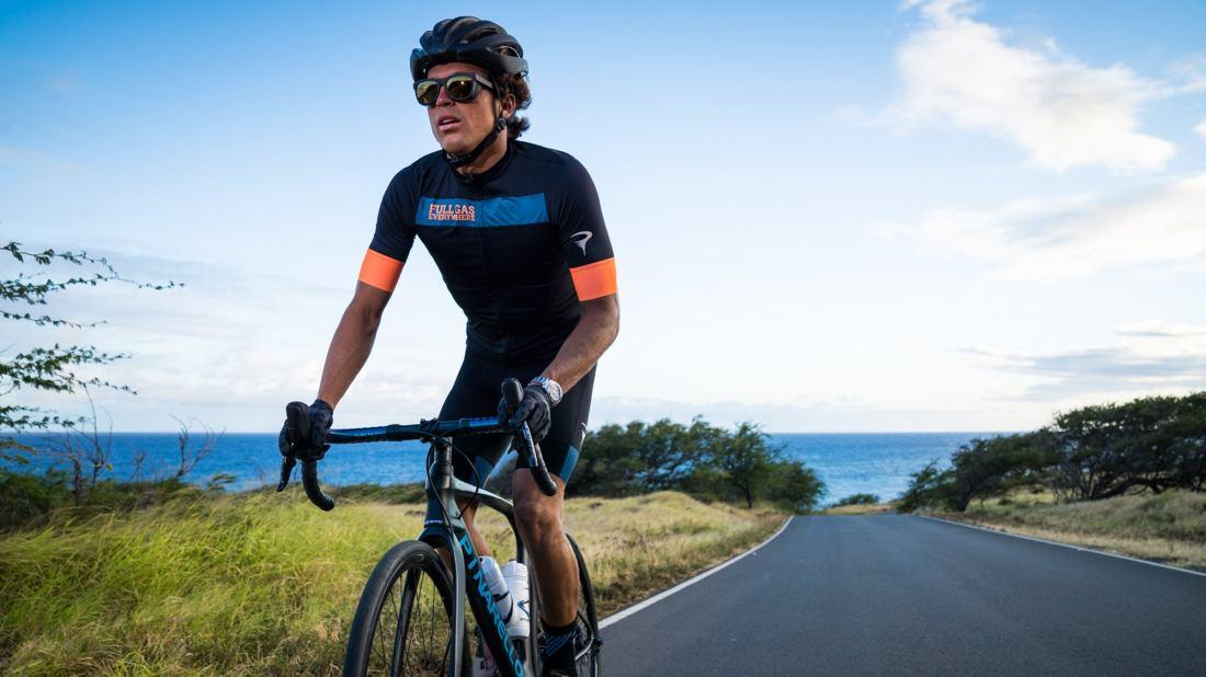 Cycling Maui's Roads Is Kai Lenny's Recovery Method