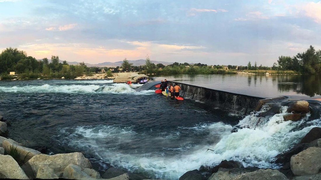 The Best Places to Learn to Whitewater Kayak