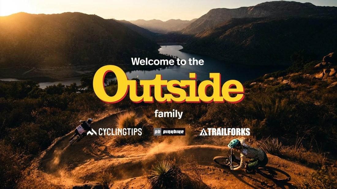 Outside acquires Pinkbike, CyclingTips, and Trailforks