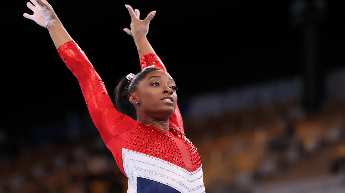 Simone Biles Made the Right Choice. Here's How You Can, Too.