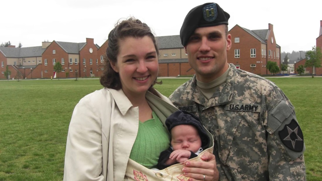 A Soldier's Long Road Back from Afghanistan