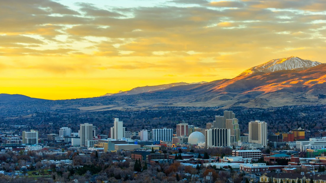 I Thought I Was a Lifelong New Yorker, but Found Happiness in Reno