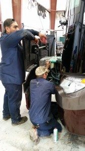 Bay Diesel Servicing Generator