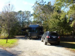 James Island County Park Campground, Charleston, SC