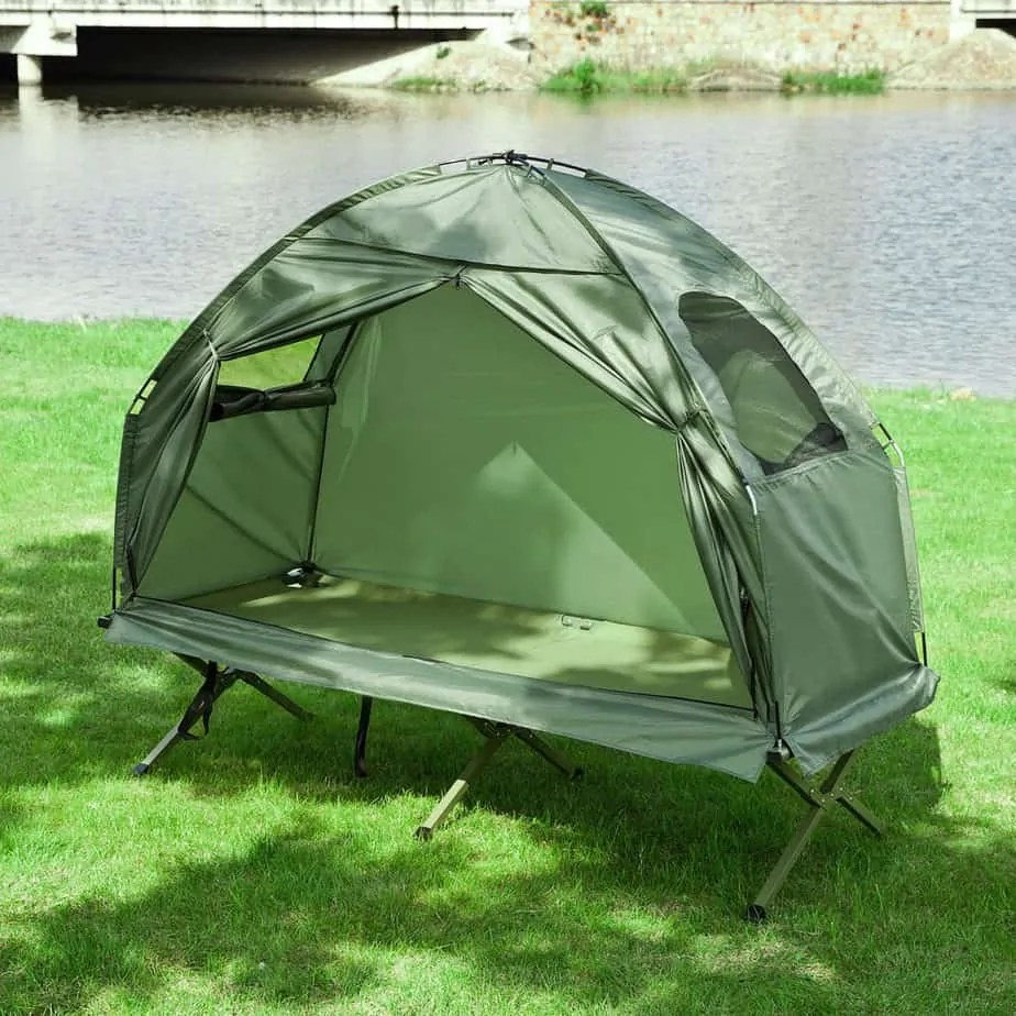 Which Is Better A Camping Bed Tent Or A Standard Tent