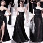 nero haute couture