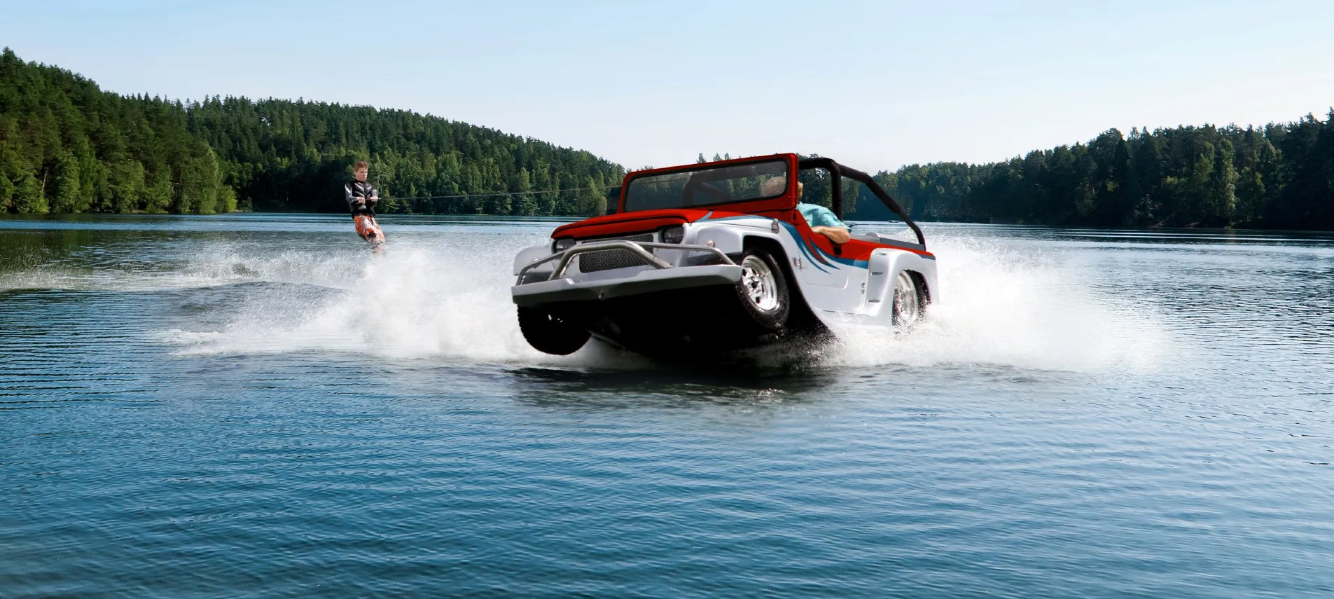 watercar phanter