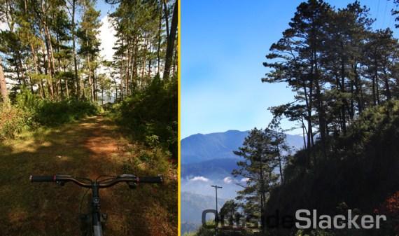 the scenery in sagada