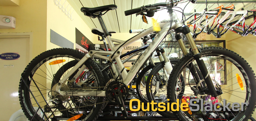 8 tips on buying your first mountain bike | OutsideSlacker