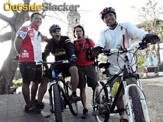 Bisikleta Iglesia Riders in Morong